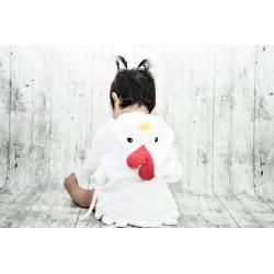 Baby Badjas - Kipje
