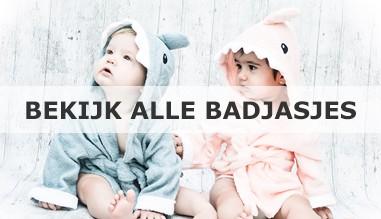 Hip en Hop - Baby Badjassen - Muis
